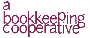 A Bookkeeping Cooperative Logo